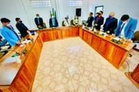 20ª SESSÃO ORDINÁRIA DELIBERATIVA DO 1º PERIODO DA 1ª SESSÃO LEGISLATIVA DA 13ª LEGISLATURA.